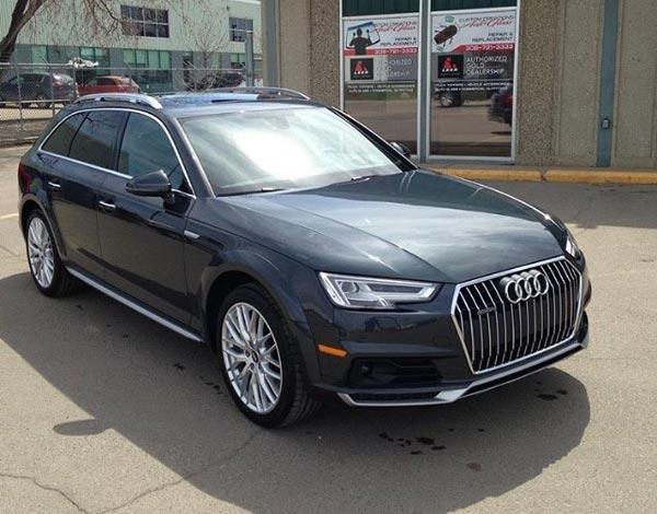 Audi Hatchback