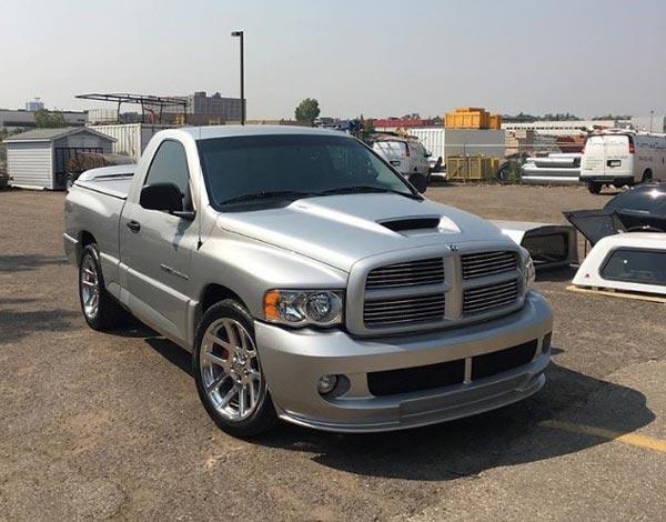 Silver Truck
